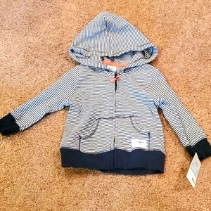 $2/10 Carter's Captain Adorable hooded jacket